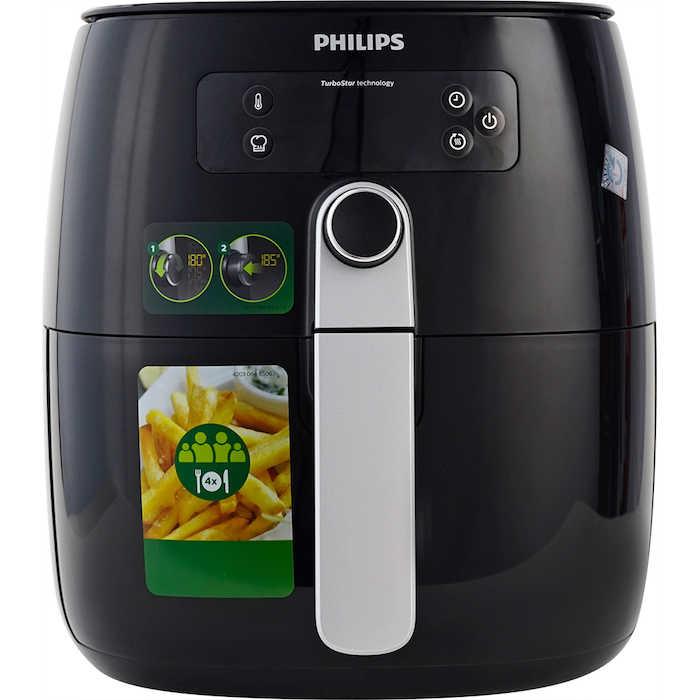 Nồi Chiên Không Dầu Điện Tử Philips HD9643