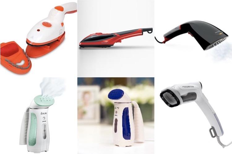 Bàn ủi hơi nước cầm tay loại nào tốt nhất, Trên thị trường hiện nay có đa dạng mẫu mã dòng bàn là hơi nước cầm tay tiện lợi