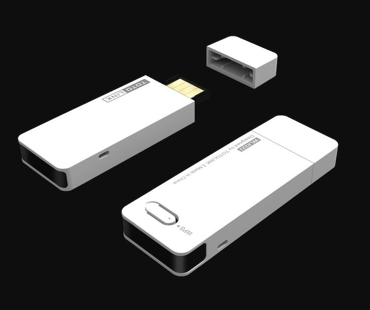 USB Wifi cho PC nào tốt nhất hiện nay - USB kết nối Wi-Fi Totolink N300UM-TG chuẩn N tốc độ 300Mbps