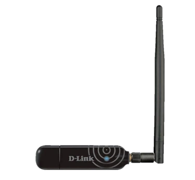USB Wifi cho PC nào tốt nhất hiện nay - USB kết nối Wifi D-Link DWA-137 - Chuẩn N 300Mbps