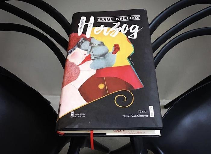 10 tựa sách văn học hay nên đọc để cứu rỗi các tâm hồn nhàm chán - Herzog -Saul Bellow