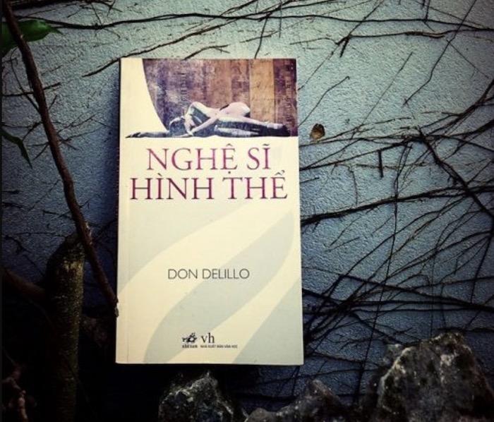 10 tựa sách văn học hay nên đọc để cứu rỗi các tâm hồn nhàm chán - Nghệ sĩ hình thể - Don Delillo