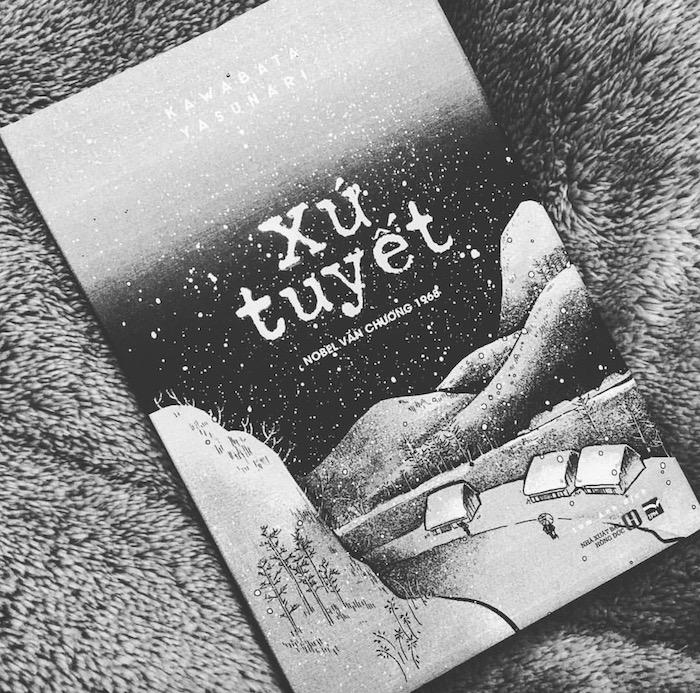 10 tựa sách văn học hay nên đọc để cứu rỗi các tâm hồn nhàm chán - Xứ tuyết - Yasunari Kawabata
