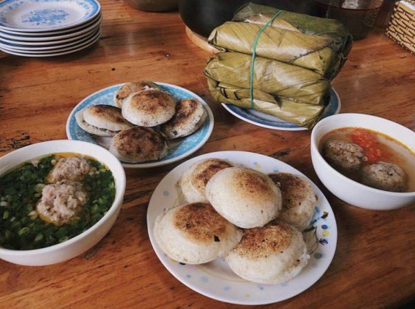 Chia sẻ kinh nghiệm đi Đà Lạt một mình 3 ngày 2 đêm chỉ với 1 triệu 2 - Bánh căn Lệ