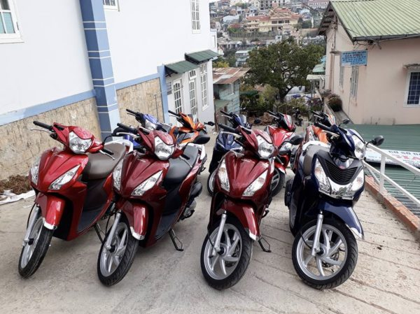 Chia sẻ kinh nghiệm đi Đà Lạt một mình 3 ngày 2 đêm chỉ với 1 triệu 2 - thuê xe máy anh Vũ