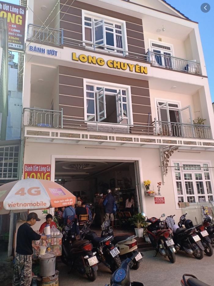 Chia sẻ kinh nghiệm đi Đà Lạt một mình 3 ngày 2 đêm chỉ với 1 triệu 2 - Bánh ướt lòng gà Long