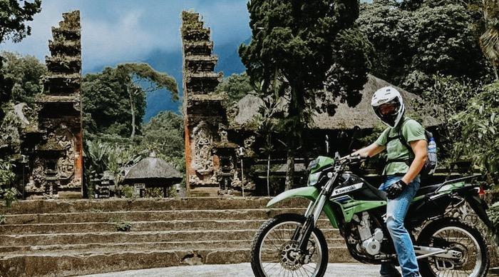 Thuê xe máy khi đi du lịch Bali tự túc - Chia sẻ kinh nghiệm du lịch Bali tự túc 7 ngày 6 đêm chi tiết