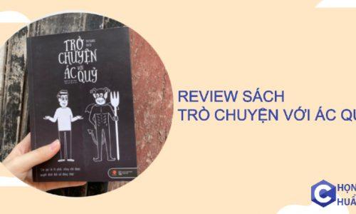 Review sách Trò Chuyện Với Ác Quỷ – Cuốn sách khiến bạn có cái nhìn khác về các vấn đề mình đang gặp phải