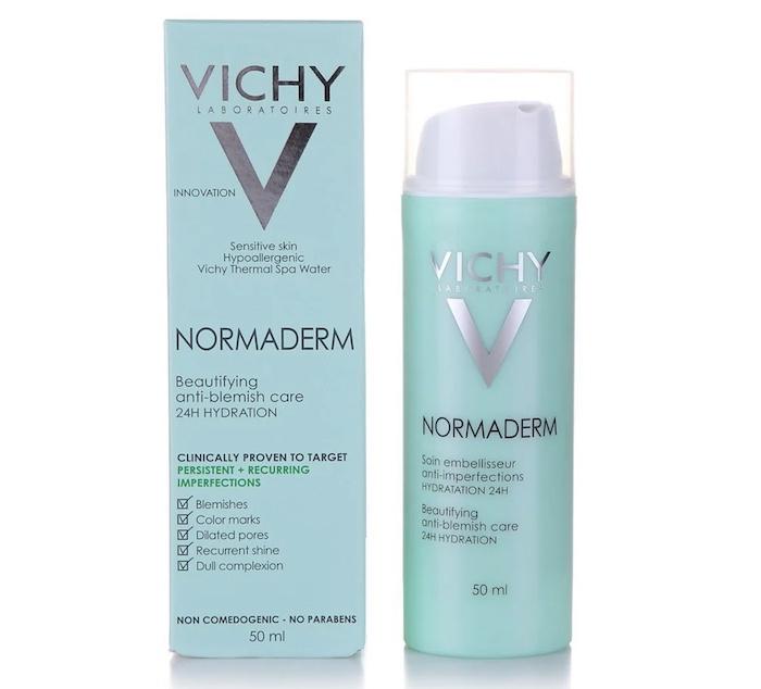 Kem dưỡng ẩm Vichy Normaderm TRI-ACTIV