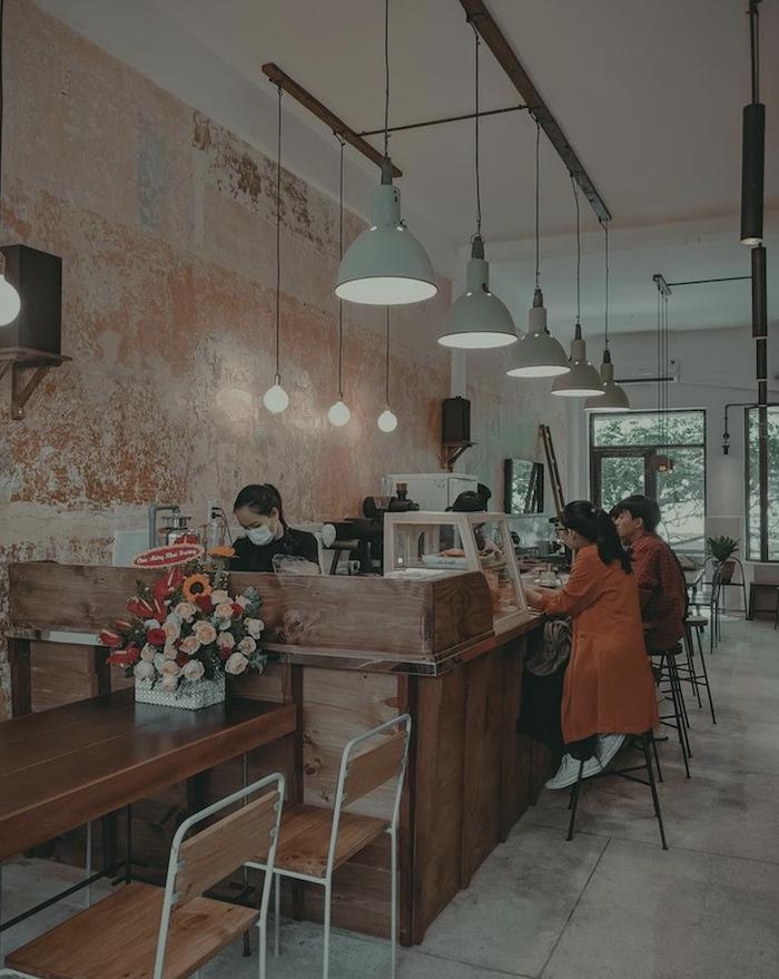 Manki - quán cafe ở quận 1 nhỏ núp trong căn chung cư cũ