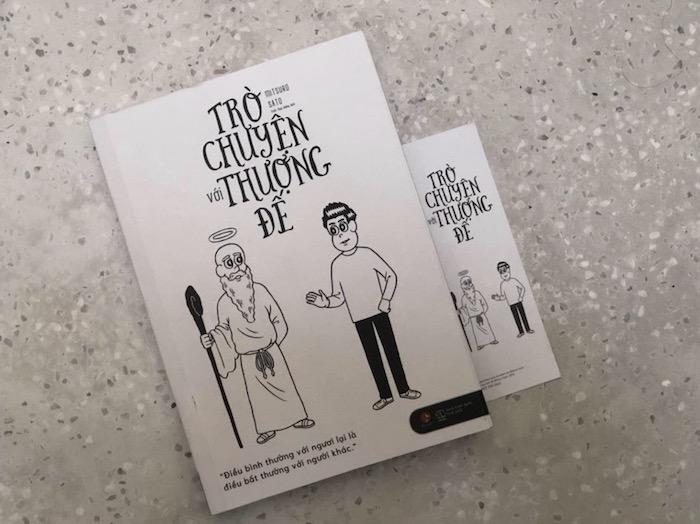 Review sách Trò Chuyện Với Thượng Đế - Dành cho ai cảm thấy bất hạnh và hay phàn nàn về cuộc sống 3