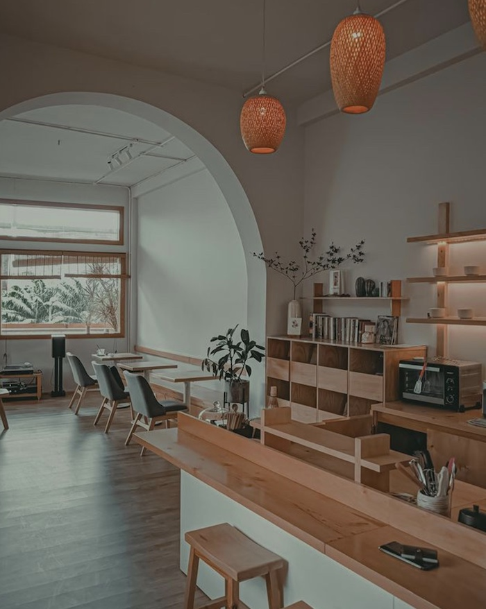 Shibui Concept - quán cafe ở quận 1 thiết kế theo phong cách Nhật Bản