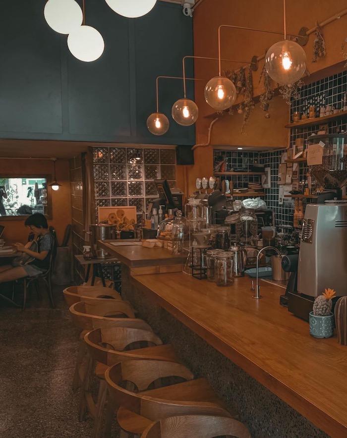 Cokernut Cafe - Quán cafe ở quận 1 yên tĩnh, thích hợp cho những ngày làm việc 3