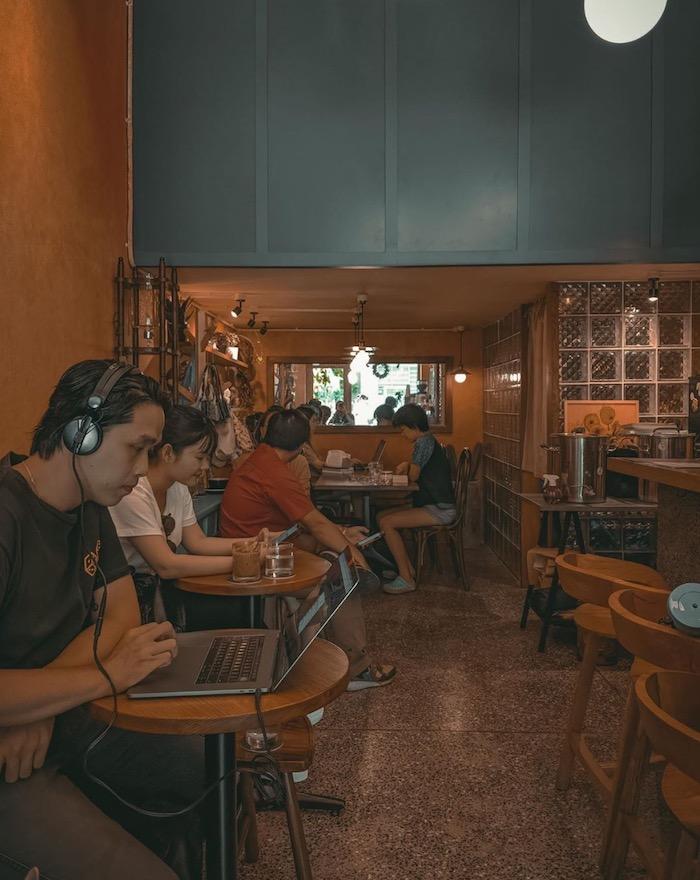 Cokernut Cafe - Quán cafe ở quận 1 yên tĩnh, thích hợp cho những ngày làm việc 2
