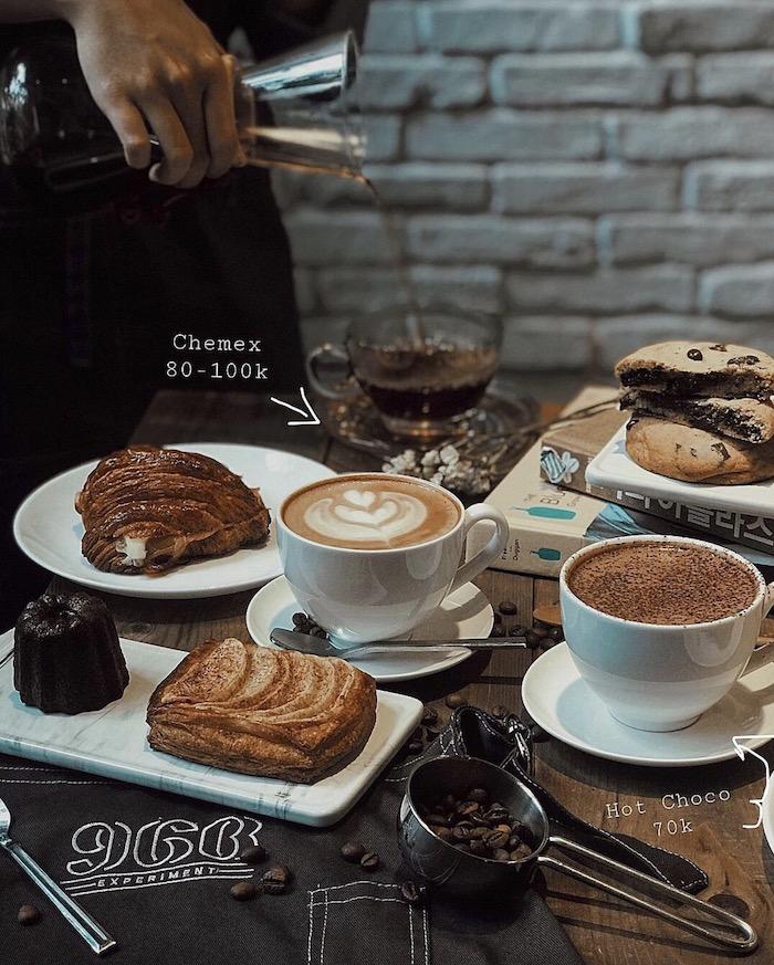 TOP 10+ quán cafe đẹp, chất lượng ở Quận 1 - 96B Experiment 7