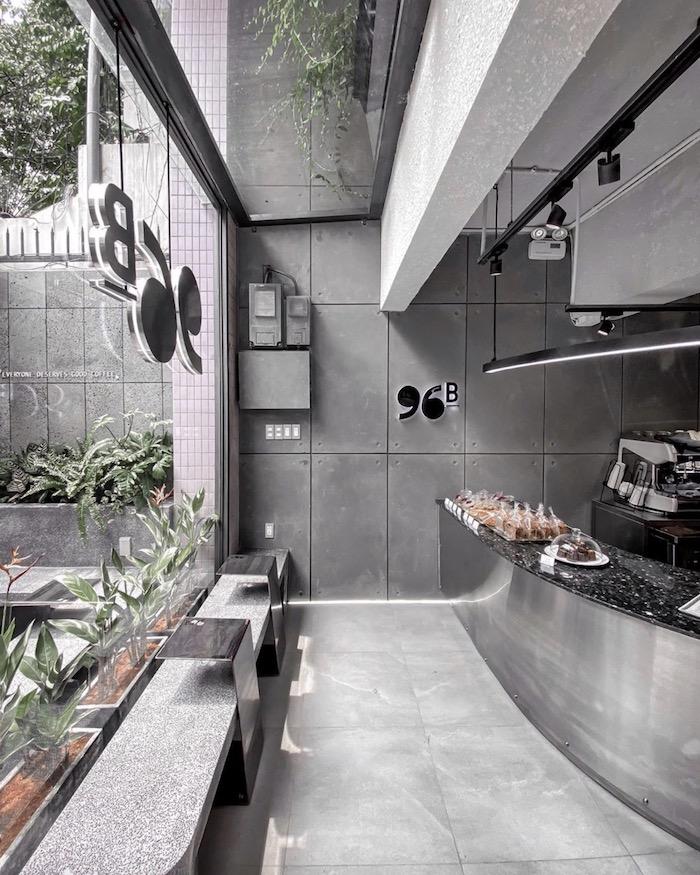 TOP 10+ quán cafe đẹp, chất lượng ở Quận 1 - 96B Experiment 2