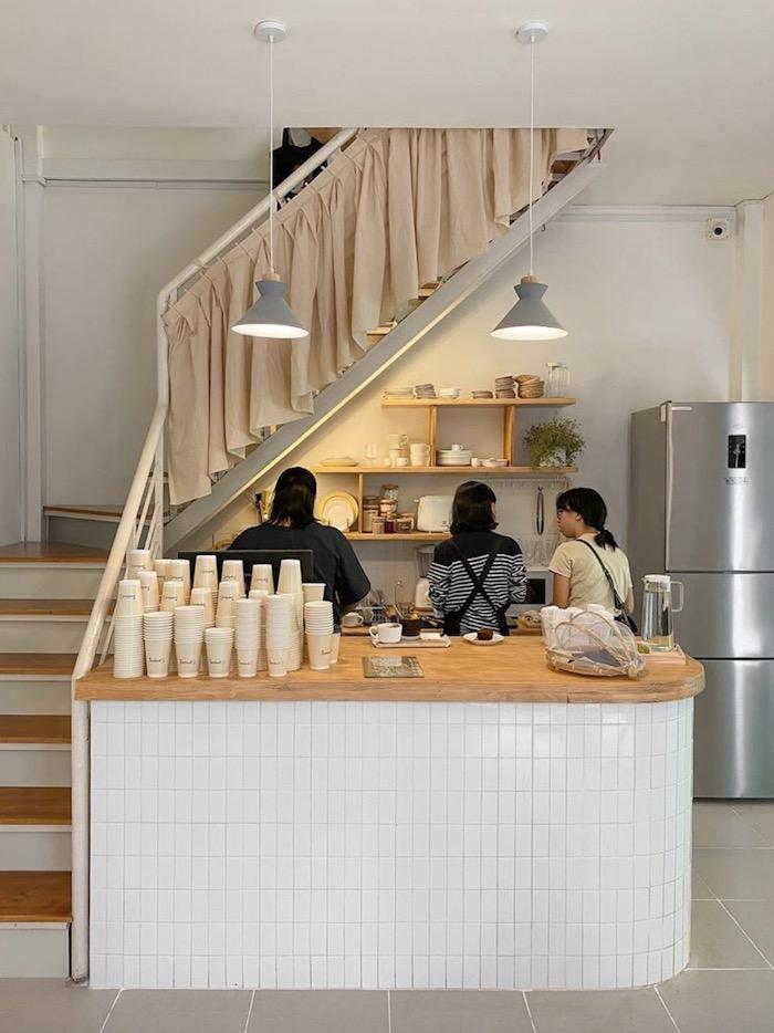 Seesaw Coffee - Quán cafe ở quận 1 nhỏ xinh, được thiết kế theo phong cách Hàn Quốc 6