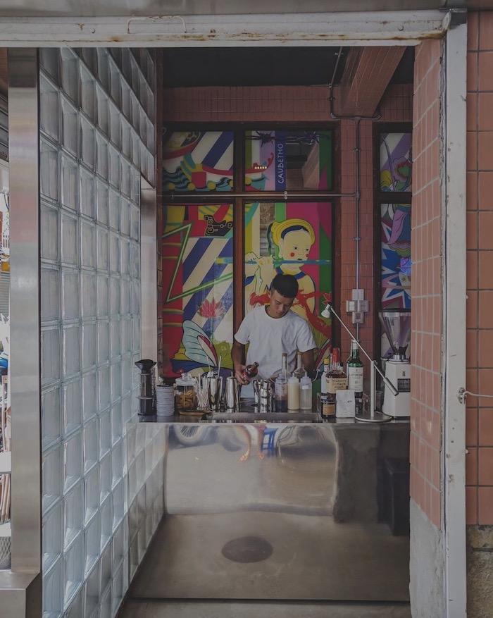 MA Thỏ - Quán cafe ở quận 3 sáng bán cà phê, chiều tối bán cocktail 2