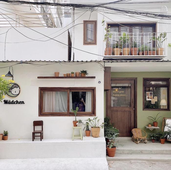 Madchen Cafe - Quán cafe ở quận 3 mang phong cách Nhật Bản