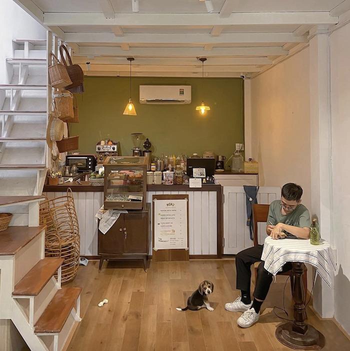 Madchen Cafe - Quán cafe ở quận 3 mang phong cách Nhật Bản 2