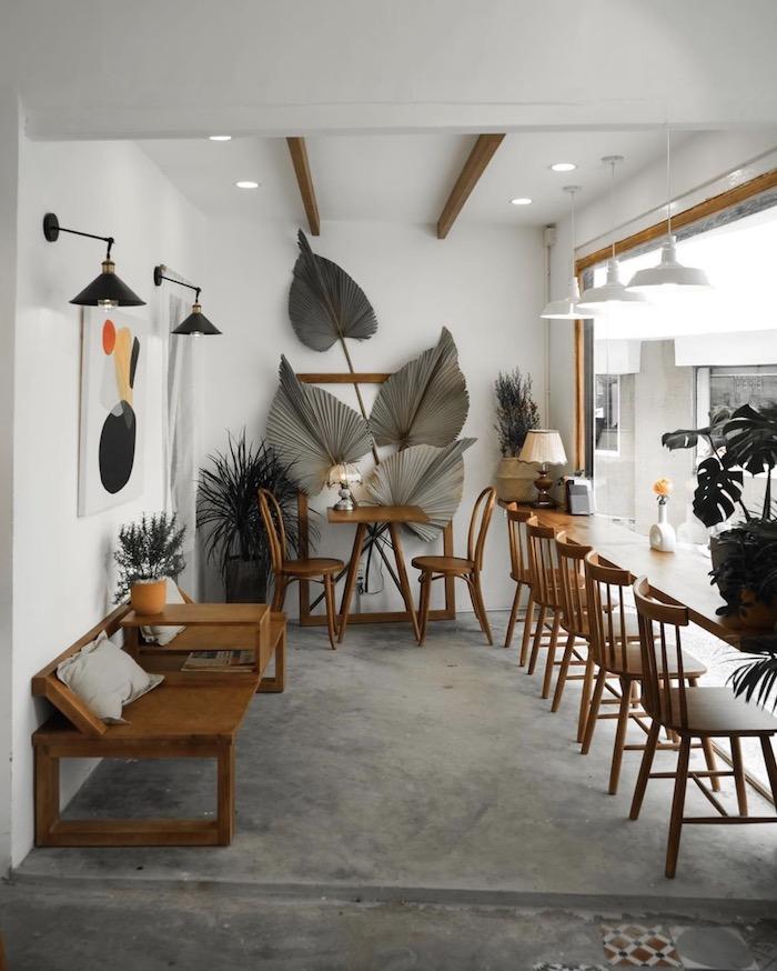 The Seat - Quán cafe ở quận 3 có siêu nhiều góc đẹp 2