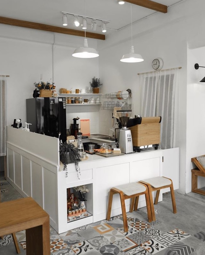 The Seat - Quán cafe ở quận 3 có siêu nhiều góc đẹp 1