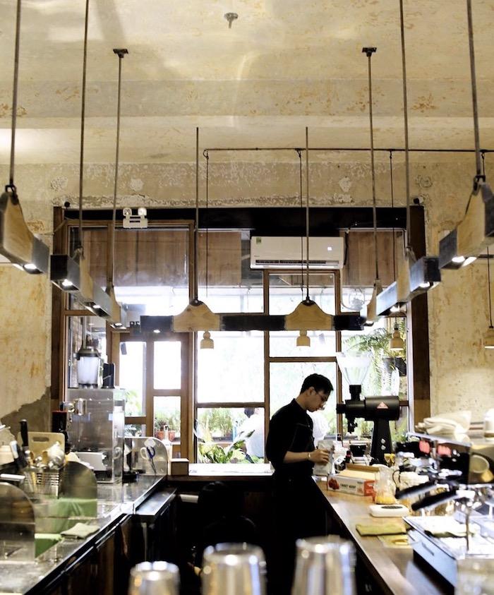 Brewbar - Quán cafe ở quận 1 mang lại chất lượng toàn diện cho những ai ghé thăm