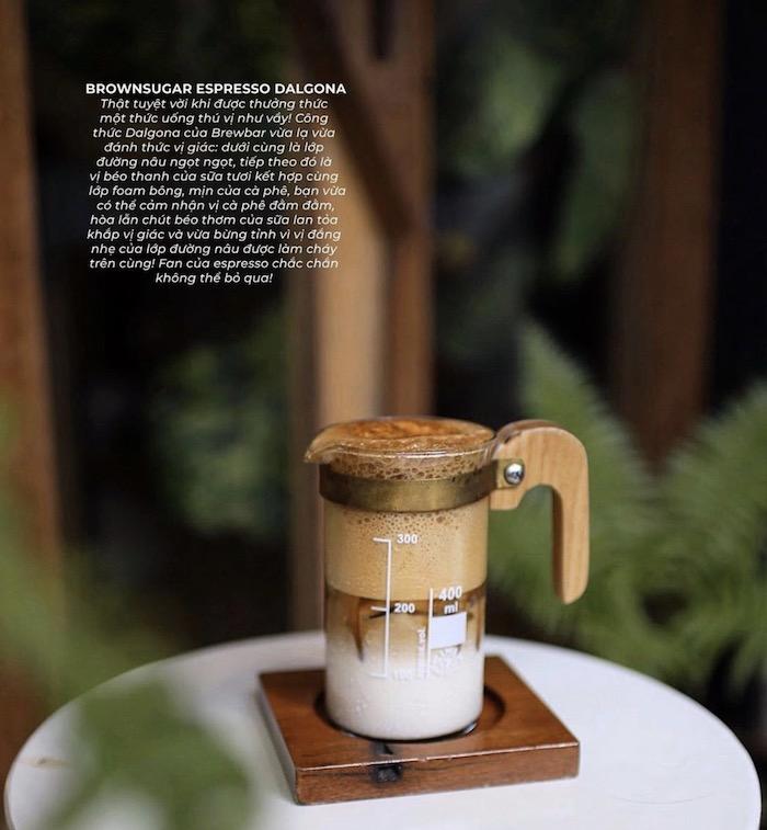 Brewbar - Quán cafe ở quận 1 mang lại chất lượng toàn diện cho những ai ghé thăm 5