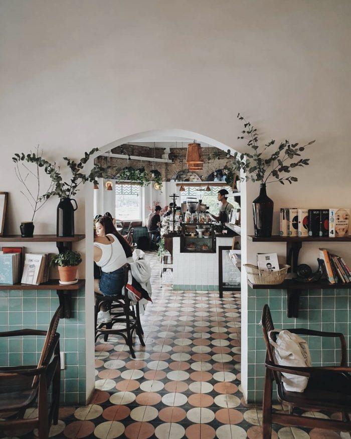 Okkio Caffe - Quán Cafe ở quận 1 yên tĩnh giữa Sài Gòn tấp nập 2