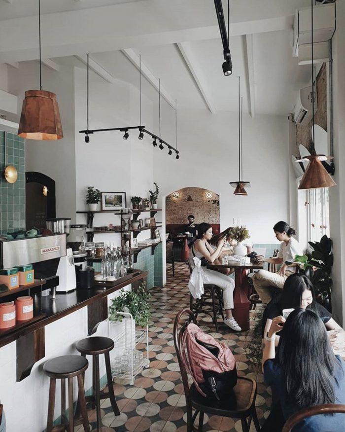 Okkio Caffe - Quán Cafe ở quận 1 yên tĩnh giữa Sài Gòn tấp nập 3