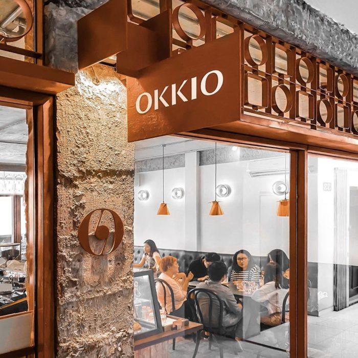 Okkio Caffe - Quán Cafe ở quận 1 yên tĩnh giữa Sài Gòn tấp nập 5