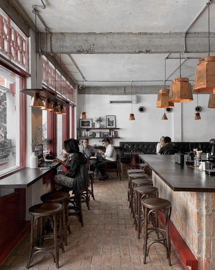 Okkio Caffe - Quán Cafe ở quận 1 yên tĩnh giữa Sài Gòn tấp nập 6