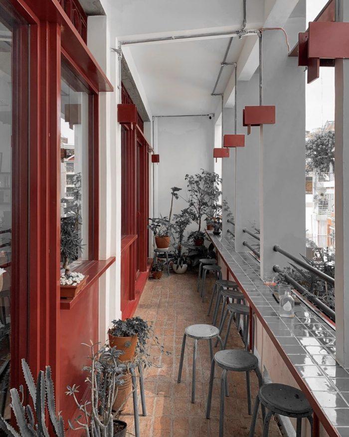 Okkio Caffe - Quán Cafe ở quận 1 yên tĩnh giữa Sài Gòn tấp nập 7