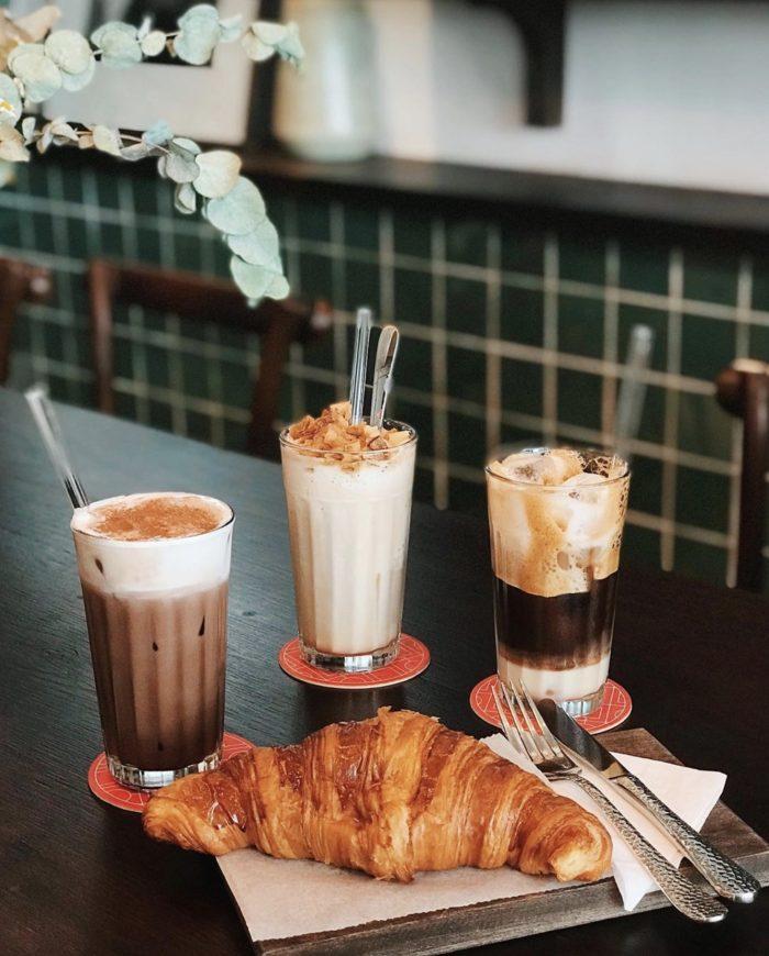 Okkio Caffe - Quán Cafe ở quận 1 yên tĩnh giữa Sài Gòn tấp nập 8