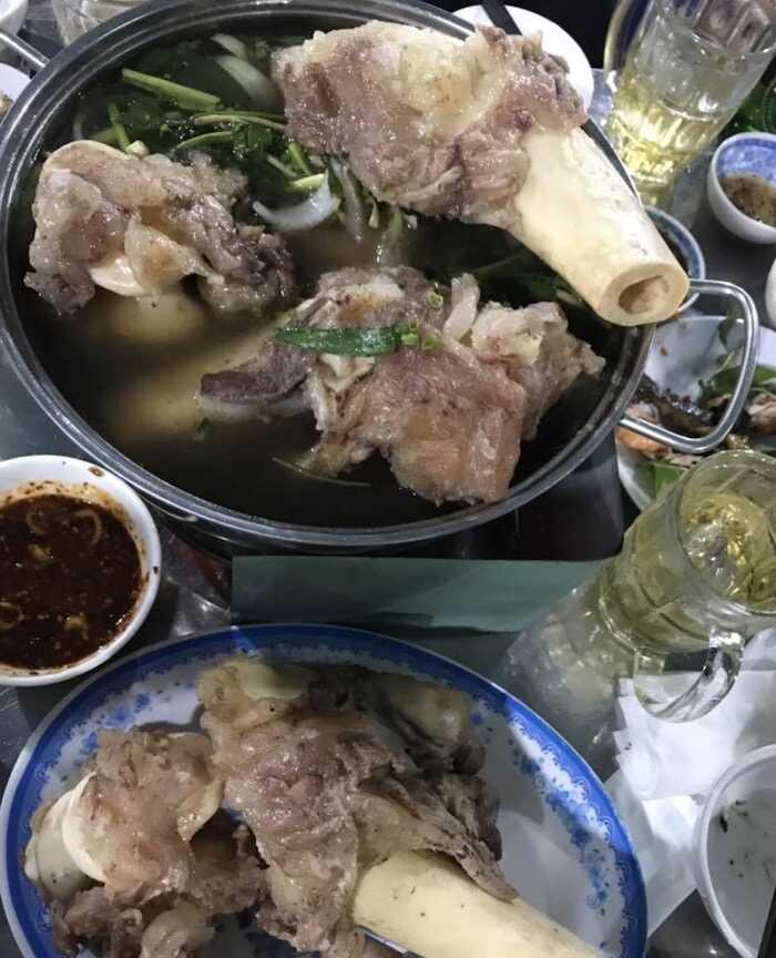 Lẩu bò ngon ở Quận 3 - TOP quán lẩu bò ngon ở Sài Gòn 1