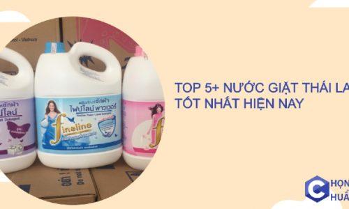 Top 5+ loại nước giặt Thái Lan tốt nhất 2021 hiện nay