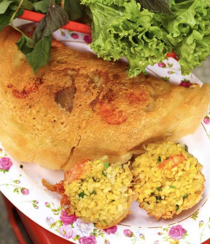 Quán bánh xèo ngon ở Sài Gòn - Quán Bánh Xèo Ngon ở Quận 10 1