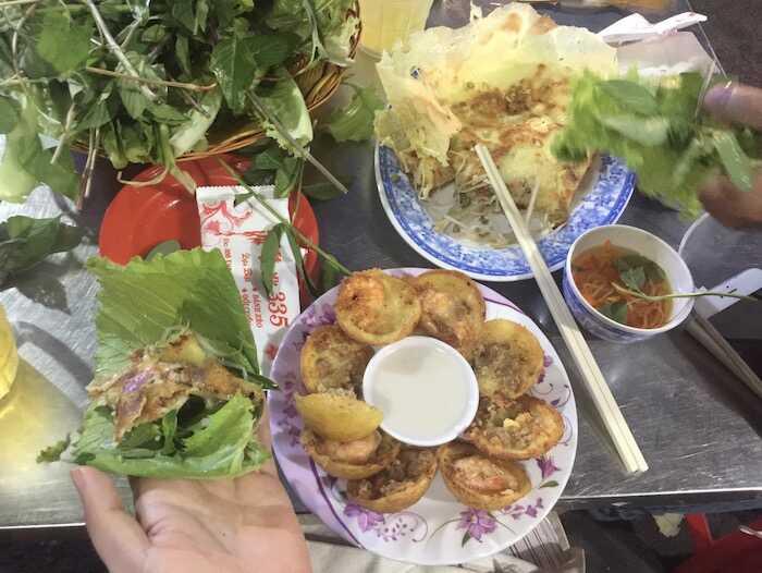 Quán bánh xèo ngon ở Sài Gòn - Quán Bánh Xèo Ngon ở Quận 3