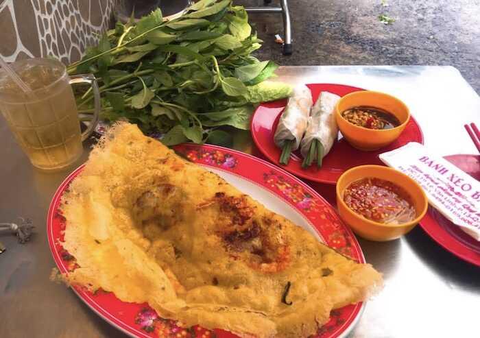 Quán bánh xèo ngon ở Sài Gòn - Quán Bánh Xèo Ngon ở Quận 4