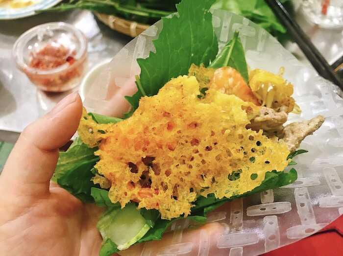 Quán bánh xèo ngon ở Sài Gòn - Quán Bánh Xèo Ngon ở Quận Gò Vấp