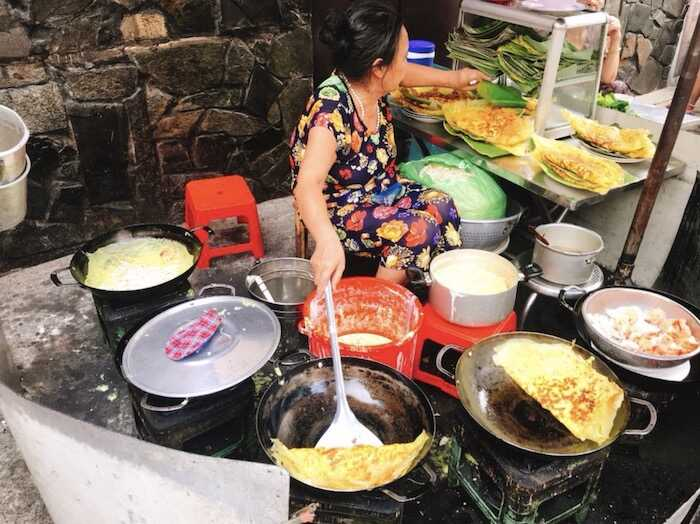 Quán bánh xèo ngon ở Sài Gòn - Quán Bánh Xèo Ngon ở Quận Tân Bình
