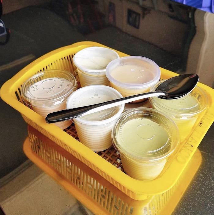 Sữa chua phô mai: Món ăn vặt Đà Lạt về chiều