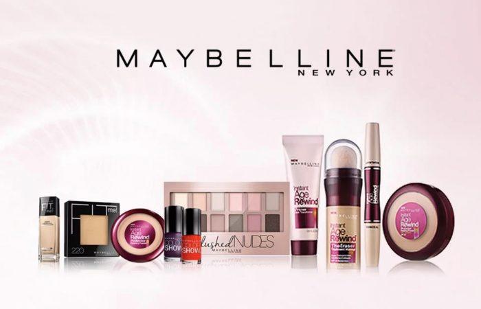 Bộ trang điểm Maybelline giá bao nhiêu, gồm những gì? 1