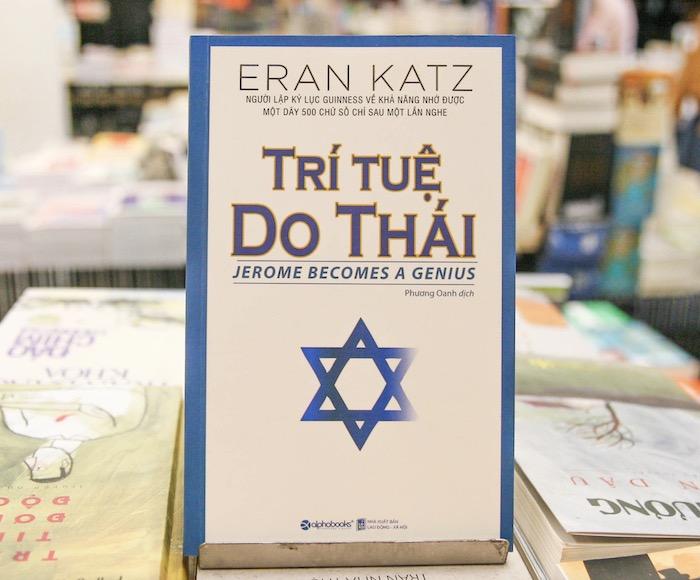 Review sách Trí Tuệ Do Thái