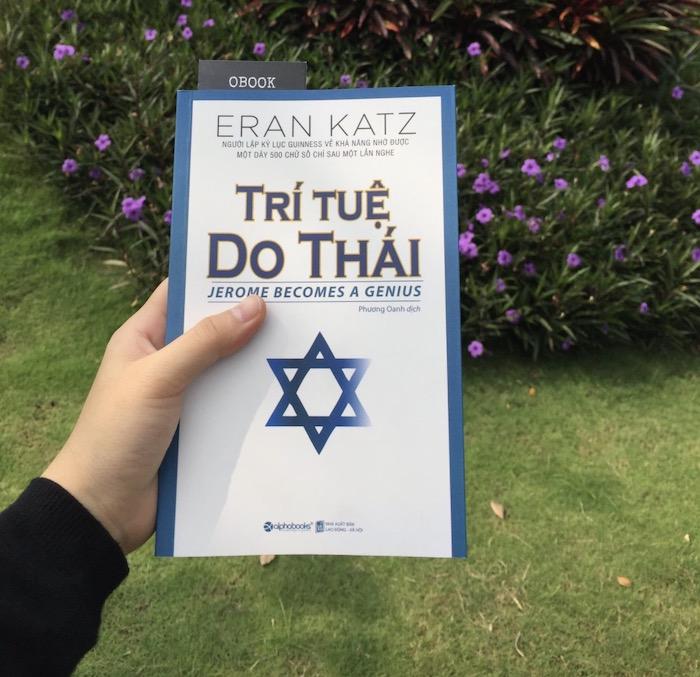 Lời của sách Trí Tuệ Do Thái – Eran Katz
