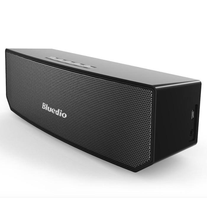 Loa Bluetooth Bluedio BS-3 - Top 10 loa bluetooth giá dưới 1 triệu đồng nghe nhạc chất lượng