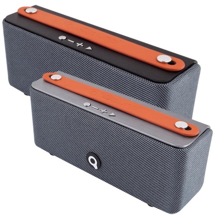 Loa Bluetooth iSound SP60 - Top 10 loa bluetooth giá dưới 1 triệu đồng nghe nhạc chất lượng