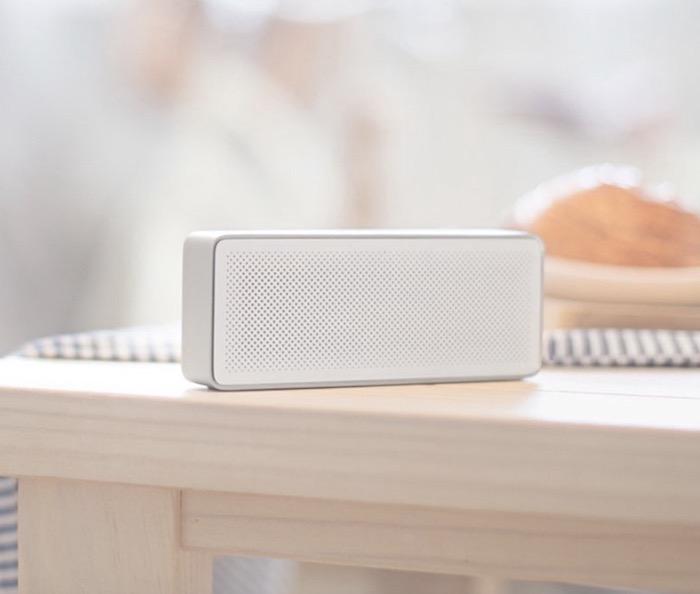 Loa Bluetooth Xiaomi Square Box - Top 10 loa bluetooth giá dưới 1 triệu đồng nghe nhạc chất lượng