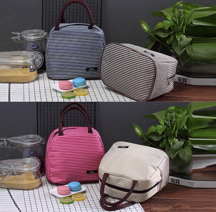 Lựa chọn thiết kế kiểu dáng túi đựng hộp cơm