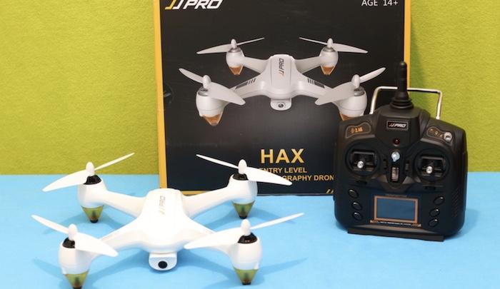 JJRC Drone JJPRO X3 - Flycam chất lượng nhất trong tầm giá